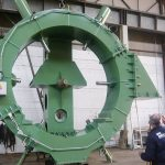 Calibration system for pipe mill stand